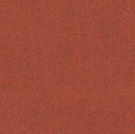 Flannel Wool Tweed Flannel rood / bruin 18F88