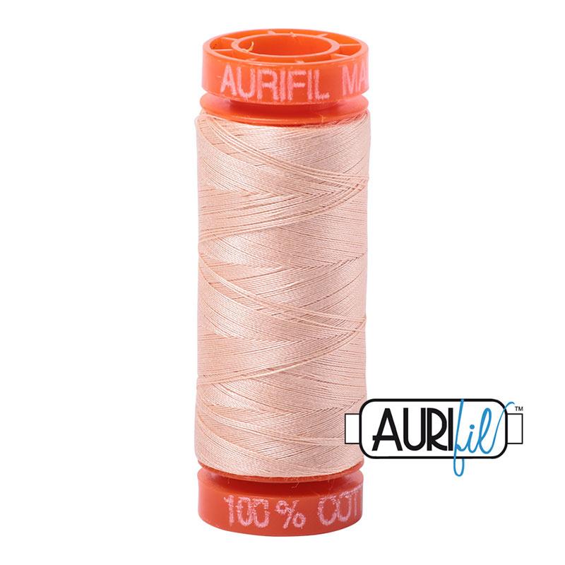 Aurifil Mako50 #2205 Flesh - 200 meter