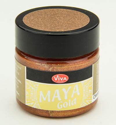 Maya Gold orange-gold 906