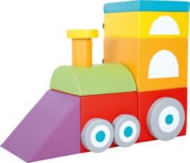 """Foam Blokken Set """"Locomotief"""""""