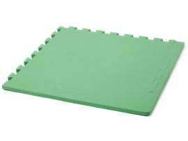 Chroma groen (50 x 50 x 1,4 cm)