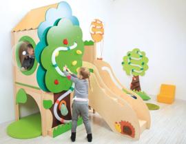 Speelhuis/Boomhut kinderopvang / kinderdagverblijf