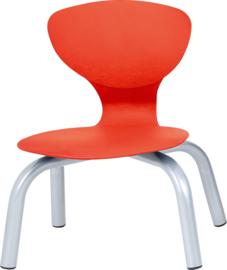 """Kinderopvang stoelen kunststof/metaal """"premium"""" (in 6 maten en 4 kleuren)"""