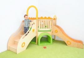 Speelhuis/speelhoek kinderopvang / kinderdagverblijf (PIRATENSCHIP OF WEIDE)