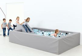 Ballenbak / Ballenbad 2 x 3 meter (45 of 60 cm) met/zonder glijbaan