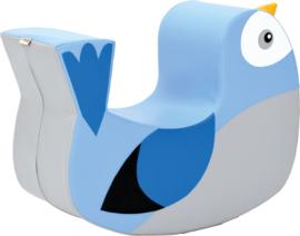 Wip - Vogel (blauw of wit-beige)