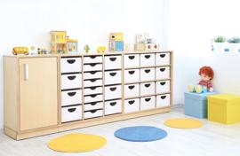Kinderopvang meubels Kastenset 3