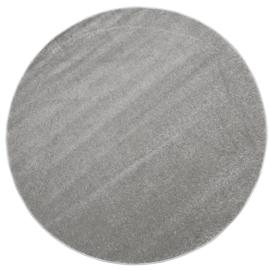 Sale! Grijs Speelkleed/speeltapijt Premium (cirkel) 140 cm