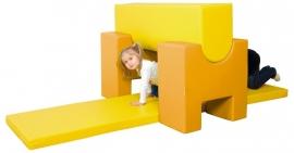 Foam Blokken Set van 5 zachte speelelementen