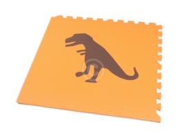 Speelmat Dinosaurussen / 4 tegels (60 x 60 x 1,2 cm)