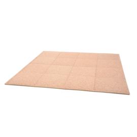 SALE! Zwembadtegels/vloertegels kurk (60 x 60 x 0,9 cm)
