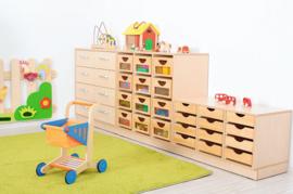 Kinderopvang meubels Kastenset 1