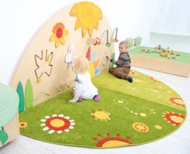 Sensorische speelwand/speelpaneel Tuin