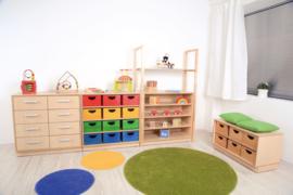 Kinderopvang meubels Kastenset 4