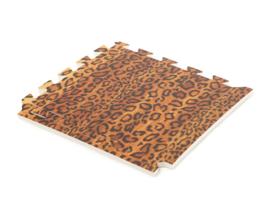 Speelmat Luipaard / 9 tegels (30 x 30 x 1,2 cm)