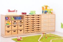Kinderopvang meubels Kastenset 2