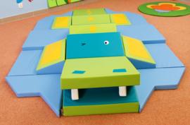 Kruipeiland krokodil