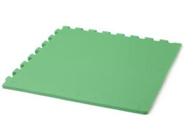 Chroma groen of blauw (50 x 50 x 1,4 cm)