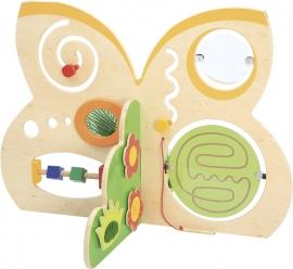 Speelpaneel Vlinder