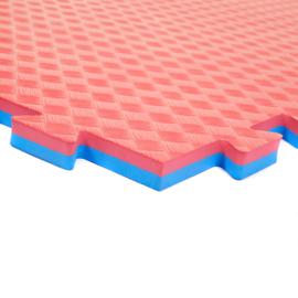 Dikke speelmat/tuimelmat / 4 delen (100 x 100 x 2 cm) 4 m²