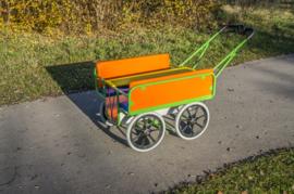 Bolderwagen/Bolderkar Lichtgewicht