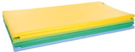 Sportmat/Gymmat/Speelmat/Zitkussen opvouwbaar (244,5 x 120 x 3 cm)