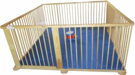 Grondbox / Playpen 7,32 meter (79 cm)