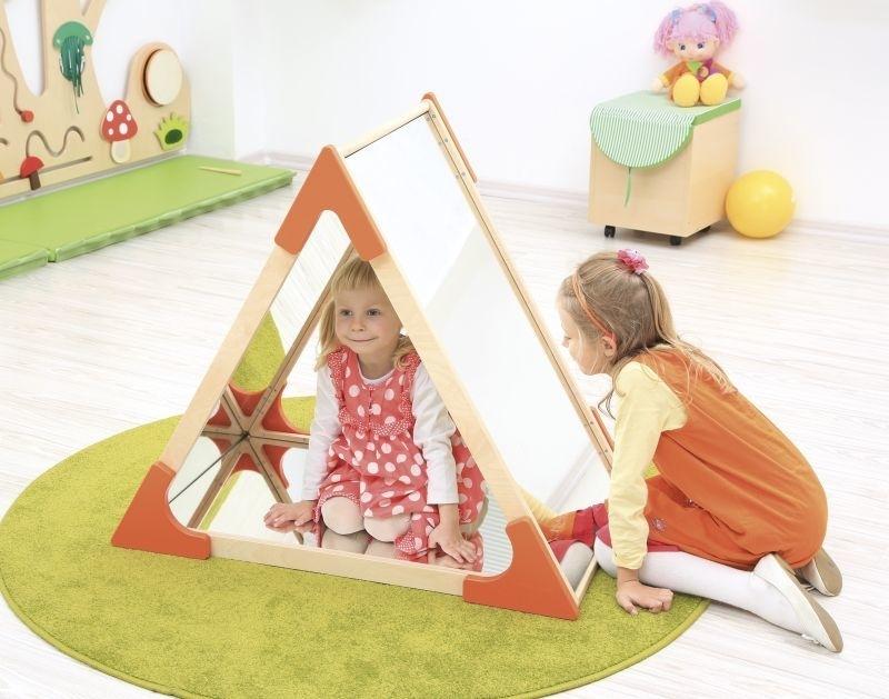 Spiegel Driehoek
