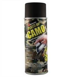 Plasti Dip® Mat Camouflage Black