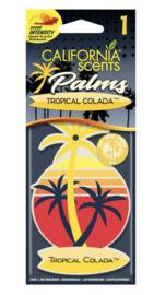 HANGING PALM Tropical Colada
