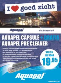 Aquapel® Capsule + Gratis Pre Cleaner