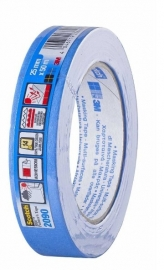 3M™ Scotch® schilderstape blauw 25 mm 50 m