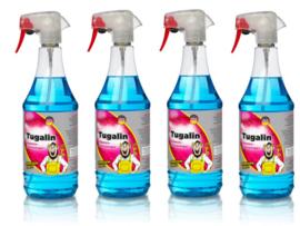 4 x TUGALIN NANO® Glasreiniger 1000 ml