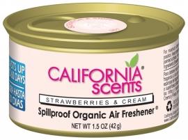California Scents® Strawberries & Cream