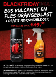 Black Friday Vulcanet + OrangeBlast