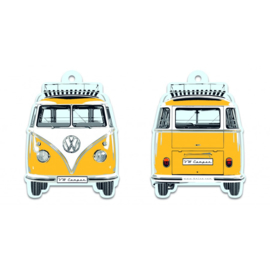 VW-T1-bus Citrus Geel