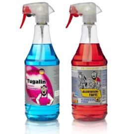 TUGALIN NANO® + Aluminium teufel set 2 x 1000 ml