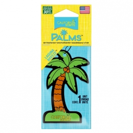 CALIFORNIA SCENTS® HANGING PALMS (Karton)