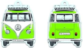 VW-T1-bus green apple