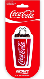 Coca-Cola Air Freshener - Original