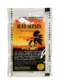 Auto Scents Cinnamon Spice