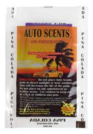 Auto Scents Pina Colada