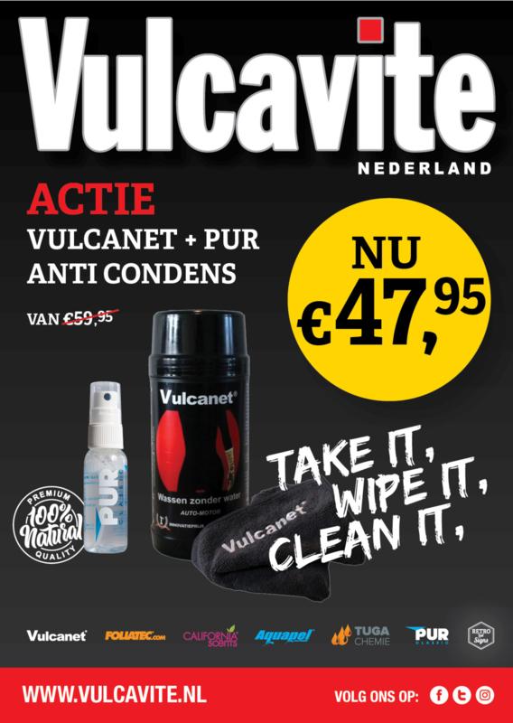 VULCANET® + PUR Anti Condens
