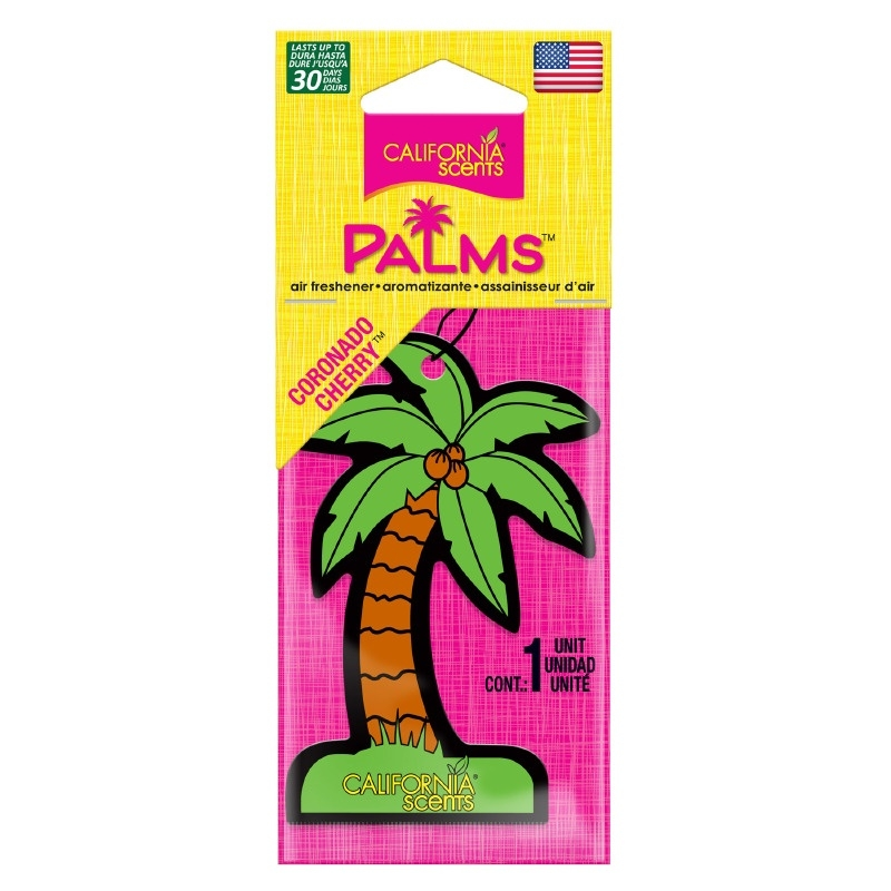 HANGING PALM Coronado Cherry