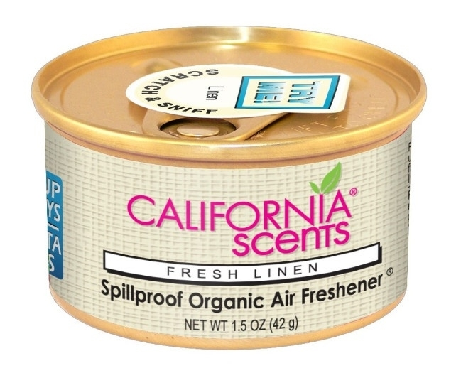 California Scents® Fresh Linen