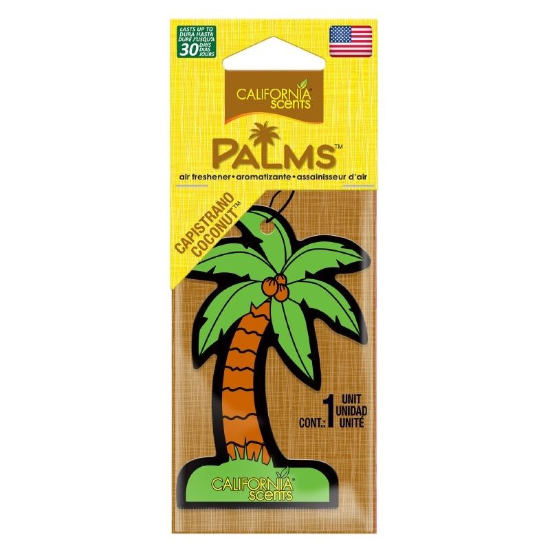 HANGING PALM Capistrano Coconut