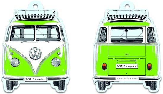 VW-T1-bus green apple