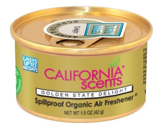 California Scents® Goldenstate Delight