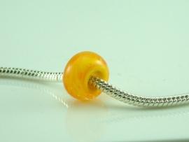 Grootgatkraal, geel met wat oranje accenten