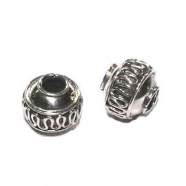 Mooie zilveren grootgatkraal, BD0540